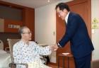 홍준표, 오늘 김종필 전 총리·이명박 전 대통령 예방
