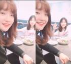 '신데렐라' 박소담·조혜정, 변함없는 우정…'절친 인증'