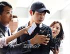 """'성추행·협박' 이서원, 검찰조사 마친 뒤 """"깊이 반성 중"""" 늦은 사과"""