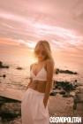 `서머퀸` 효린, 해변의 여신 변신 `탄탄 몸매`