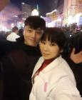 최두호, 미모의 여자친구와 함께한 일상 '몸짱 커플'