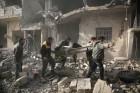 시리아 내전 어디로...IS 물리친 뒤엔 '열강 간 세력 대결'