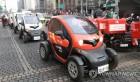 집배원들 초소형 전기차 탄다···2020년까지 1만대 도입