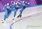 한국 남자 팀추월, 결승 진출 성공···이승훈 3개 대회 연속 메달
