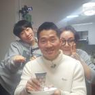 """셀럽파이브 김영희, '개통령' 강형욱과 인증샷 """"사지말고 입양하세요"""""""