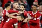 '살라 2G 2AS' 리버풀, UEFA 챔스 4강서 로마에 5-2 대승