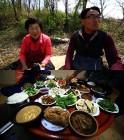 '한국기행' 지리산 둘레길 공순춘 할머니네 민박집 25찬 나물 밥상