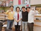 고수희, '미스터 라디오' 출연···김승우X장항준 맞춤 게스트