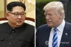 """'한국모델' 제시한 트럼프, 김정은에 """"권좌 지키며 번영"""" 약속"""