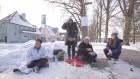 '오지의 마법사' 윤정수, 에스토니아에서 붕어빵 장사···결과는?