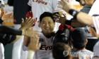 한화 김태균, 역대 10번째 300홈런 대기록 달성