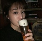 """박보람, 맥주 한 잔 ..""""아름다운 미모 과시"""""""