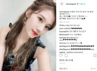 """트와이스 사나, '엠카 1위' 기념 셀카...""""원스 최고, 말 안해도 알죠?"""""""