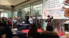 패션그룹형지, 부산 아트몰링에서 설날 노래자랑 열어 '화제'