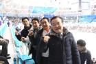 양주시민 1천여명 평창올림픽 응원 '후끈'