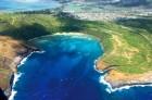 [여행의 향기] 하늘에서 느끼는 하와이의 반전매력