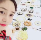 '품절녀' 성유리, 남편 친구들 음식준비에 2시간반 '지극정성'