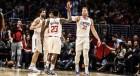 [NBA] '그리핀 더블-더블' 클리퍼스, 덴버 잡고 6연승 질주