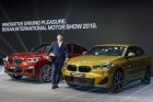 스켈레톤 국가대표 윤성빈 홍보대사 앞세운 BMW '눈길'