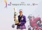 이정은 60타, 김지현 KG·이데일리오픈 우승..2017 최고의 순간