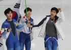 [평창]남자 팀 추월 결승전 은메달 시청률 50.1%이나 돼