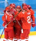 러시아 출신 선수들, 아이스하키 金으로 자존심 회복