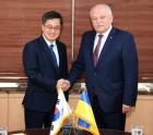 김동연, 우크라이나 제1부총리 만나 韓기업 현지 인프라 참여 논의