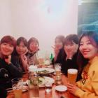 """허안나, 동료 개그우먼들과 신년회…""""나 혼자 '소주'"""""""