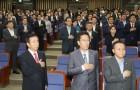 한국당 난상토론 의원총회의 끝은?