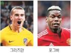 그리즈만·포그바… 프랑스 월드컵팀 최강 전력