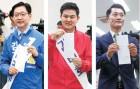 <지방선거 D-20>민주 14·한국 2·무소속 1… 사실상 與독주 체제