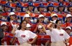 평창올림픽 북한응원단 열기·관심, 2002부산아시안게임엔 비할 바 못돼