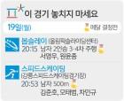 태극전사 '금빛 세배'…환호와 감동의 설 연휴