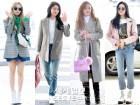 [패션탐구생활] '단정' 설현?'낭만' 구하라… '소녀★들의 공항패션'