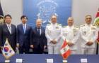포스코대우, 600억원 규모 페루 해군 다목적지원함 건조사업 수주