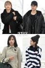 [패션탐구생활] 워너원부터 트와이스까지, '꽃샘추위 대비' 공항 패션