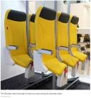 선 듯한 느낌으로 앉아서…新개념 비행기 좌석 도입되나