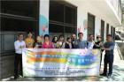 서울남부준법지원센터, 벽화 프로젝트 진행