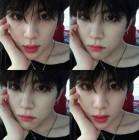 김동한 '예쁜미모' 셀카 화제