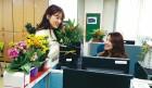 서초구, 직원끼리 꽃 선물 운동