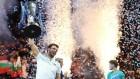 샤라포바 옛 연인 디미트로프, ATP 파이널스 우승