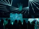 VR로 실감나는 아이스하키… 올림픽 `5G관' 이색 체험
