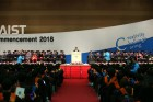 [사진뉴스]KAIST, 2018년 학위수여식 개최