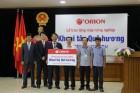 오리온, '2017 베트남 고향감자 지원 프로젝트' 실시