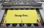 스피걸 스냅 CEO, 5000만달러 지분 매각…IPO 이후 처음