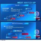 킹존 드래곤X, 플레이오프 직행…CRL 아시아 종료