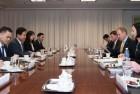 서주석 국방차관, 샤나한 미 국방부 부장관 면담