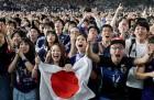 콜롬비아전 잡은 일본, 자국 시청률도 대박