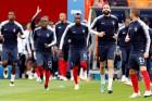 프랑스와 페루, 똑같은 4-2-3-1 포메이션으로 대결
