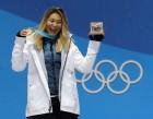 """영국 BBC """"한국, 클로이 김 보며 자조적 논쟁"""" 소개"""